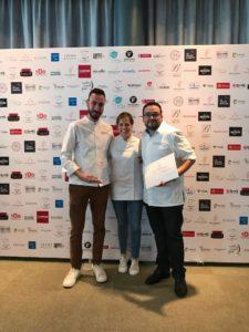 2ème prix Petit Déjeuner Gastronomique/Brunch