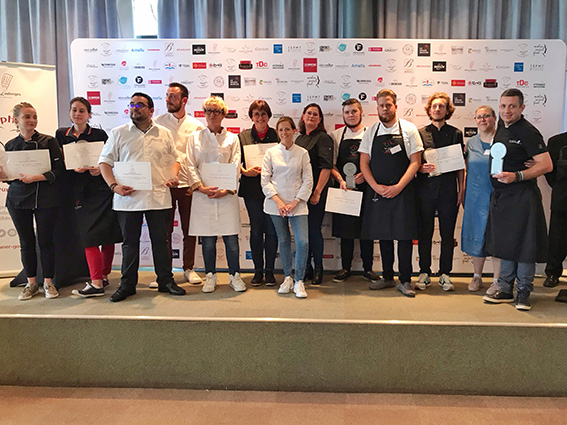Lauréats 2019 Petit Déjeuner Gourmand
